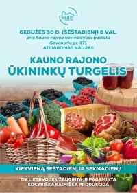 KRS UKININKU TURGELIS A 3 6 04 plakatas