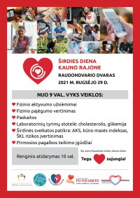KR Visuomenes sveikatos biuras Sirdies diena A 3 03