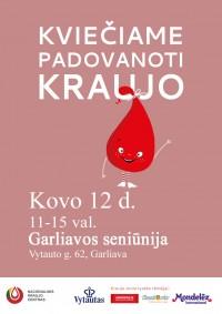 kraujas