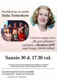 regular Dalia Teiserskyte
