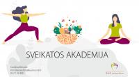 sveikatos akademija