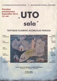 uto sala. o. karavajevas parodos pristatymas 3